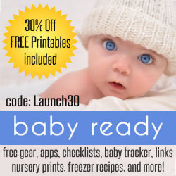 Expecting a Baby? We've got the perfect thing for you!