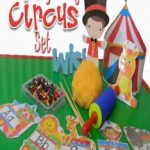 FREE Circus Play Dough Set!