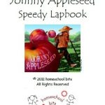 Johnny Appleseed – Speedy Lapbook