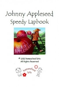 Johnny Appleseed Speedy Lapbook