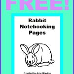 Free Printables Rabbit