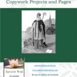 St. Patrick's Day Copywork Crafts and Pages