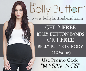 Get your (2) FREE Belly Button Bands! Makes great gifts, too!