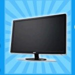 "Do you want to win a 23"" LED Monitor? Hurry!"