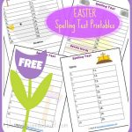 Have your kiddos practice their spelling pretests with these FUN resurrection spelling printables! They will think you are the coolest.
