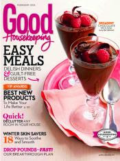 Hurry and get Good Housekeeping Magazine for 4.99/1 year!