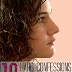 10 Confession  of a Selfish Mom! Are you one, too?