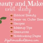 Beauty and Makeup Unit Study