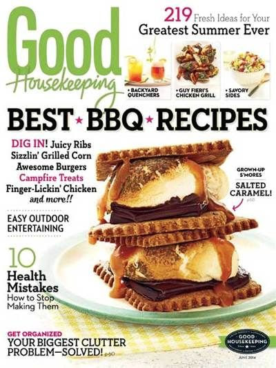 Good Housekeeping is only 4.99/1Year today!