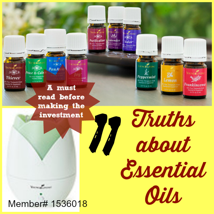 Essential oil help needed....Is it right for your family?