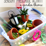 DIY Preschool Sensory Activitie