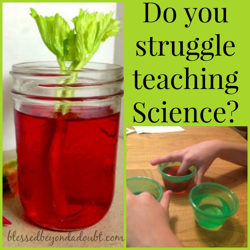 Have you neglected teaching science in your homeschool, too?