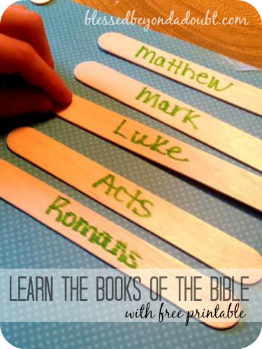printable books of the bible