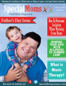 FREE Special Mom Parenting Magazine
