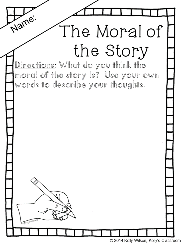 FREE Printable! Print out for each story your child reads.