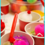 Ice Cream Shoppe Sensory Play