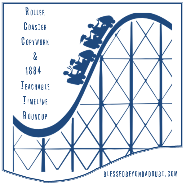 Roller Coaster Acrostic image
