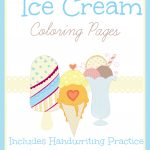 FREE Ice Cream Printables and Blue Bunny Special Offer!