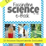 FREE Fascinating Science eBook with 15 Experiments!