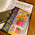 Learn entertaining Van Gogh facts while buiding character and art skills in your children.