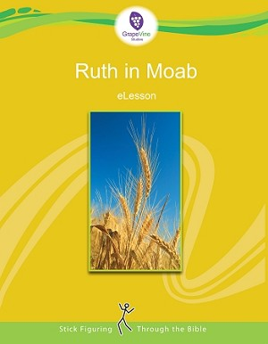FREE Grapevine Studies Ruth ebook lesson!