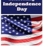 FREE Independence Day Notebook Pages!
