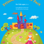 FREE Princess Printable Pack