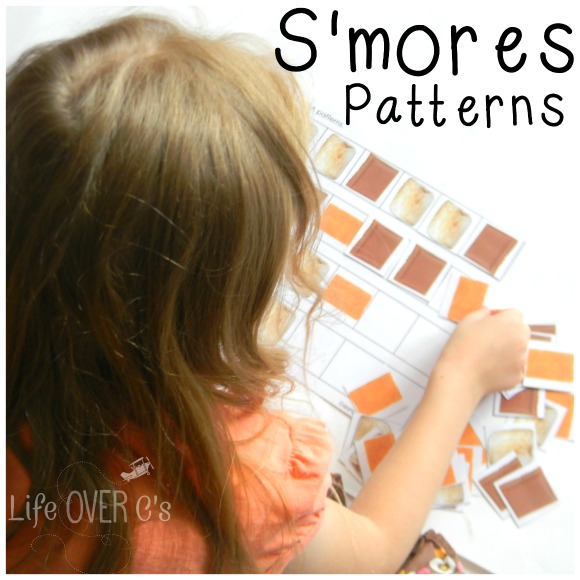 Super FUN S'Mores Busy Activity Bags