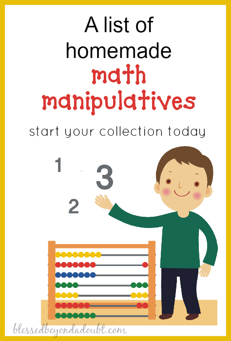math manipulatives for teaching math