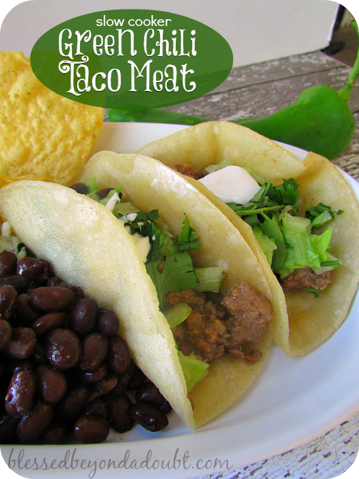 how to make taco meat