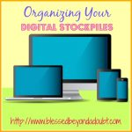 Organizing Your Digital Stockpiles