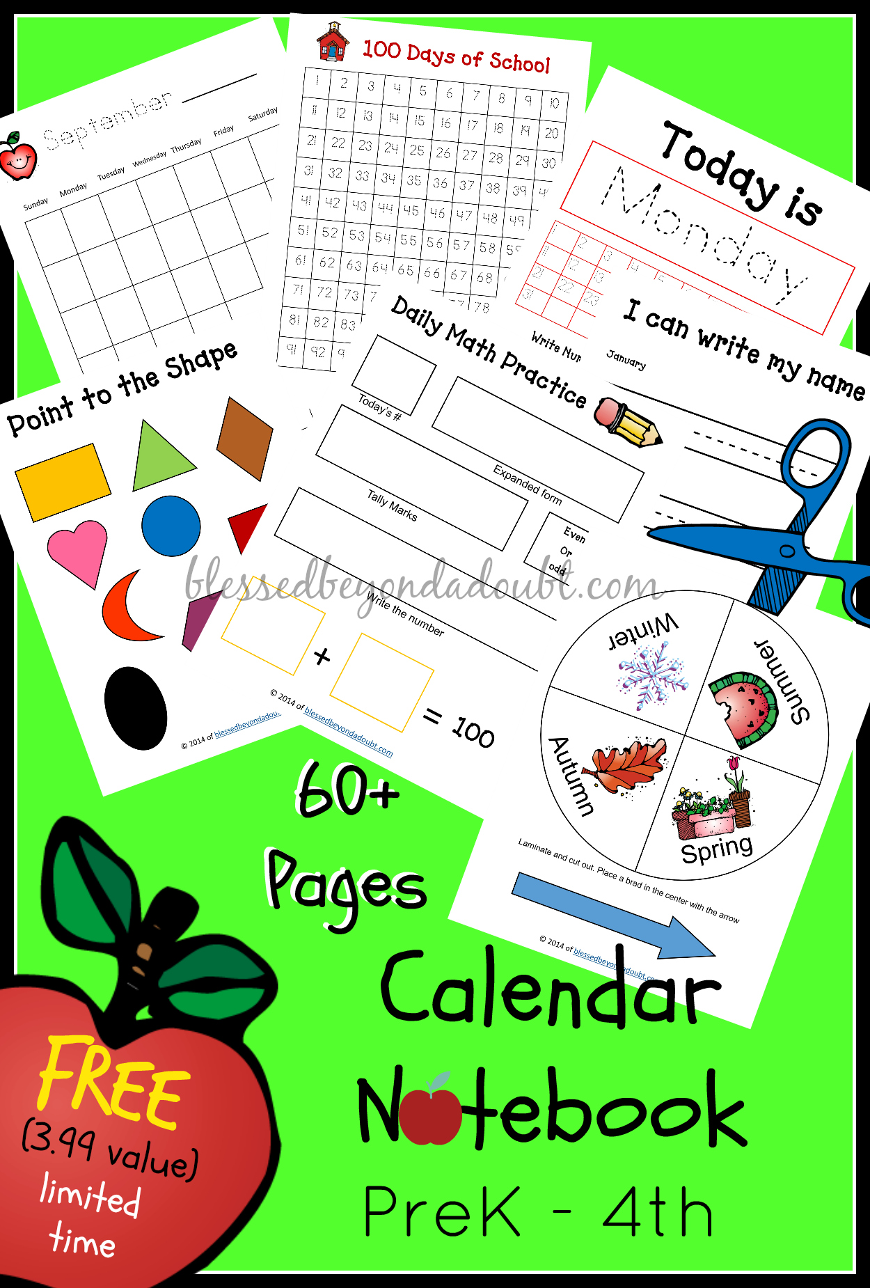 homeschool calendar