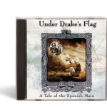 Grab the FREE Under Drake's Flag audio for FREE! Check out the giveaway, too!