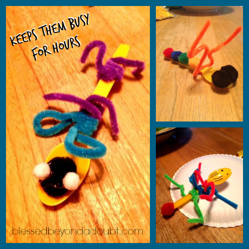 pipe cleaners animals