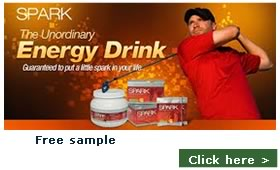Free sample of: Spark Energy Drink