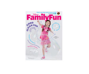 Enjoy a Free Year Subscription to Family Fun Magazine