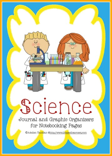 Basic Science Notebooking Pages