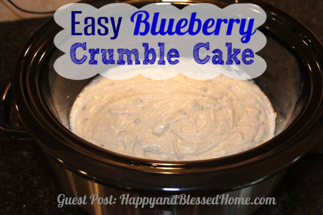 Easy-Blueberry-Crumble-Cake-Step1-HappyandBlessedHome.com