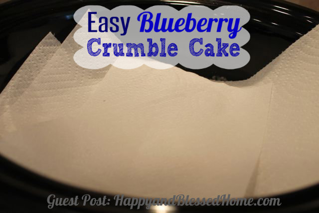 Easy-Blueberry-Crumble-Cake-Step3-HappyandBlessedHome.com