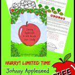 FREE Who is Johnny Appleseed Unit Study!
