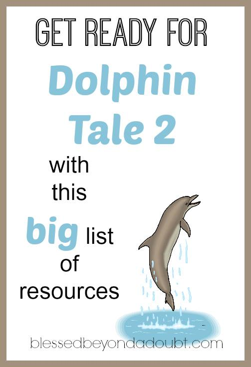 Dolphin Tale 2 Resources