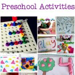 Need FUN hands-on-preschool-activities ? Check out 20 FUN preschool activities