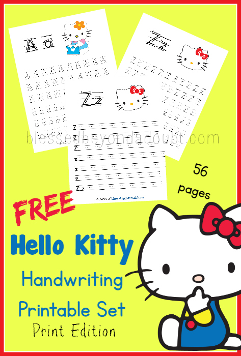 There are 52 pages worth of handwriting practice for your student. Two ...