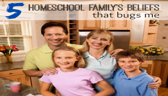 The 5 Legalistic Myths of Homeschool Faith and Family Life!