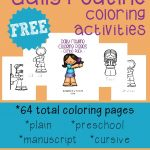 Use these fun Daily Routine coloring pages to help teach your kids what they need to do. Download them {free} now!!