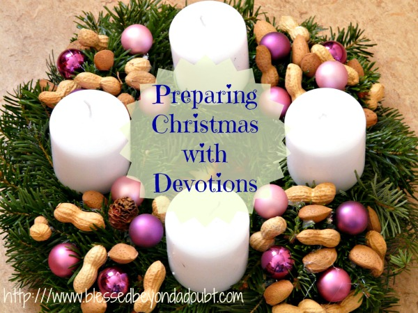 Preparing Christmas with Devotions