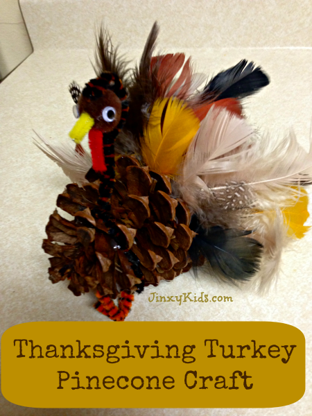 Turkey-Pinecone-Craft