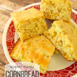 easy mexican cornbread recipe.