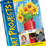 Hurry! Take advantage of this great deal! Purchase the Art project: Sunflowers and get the Sunflowers Unit Study for FREE! Hurry offer ends 10/31!