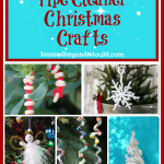 Pipe Cleaner Christmas Crafts